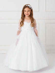 Girls Communion Dress - FC18