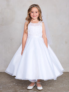 Girls Communion Dress - FC30