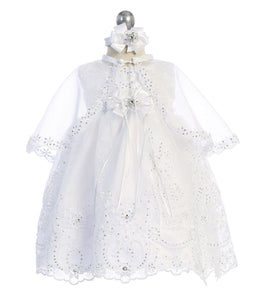 Baptism Girls Dress - BG75