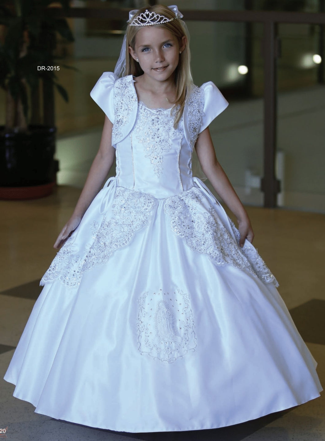 Girls Communion Dress - FC11