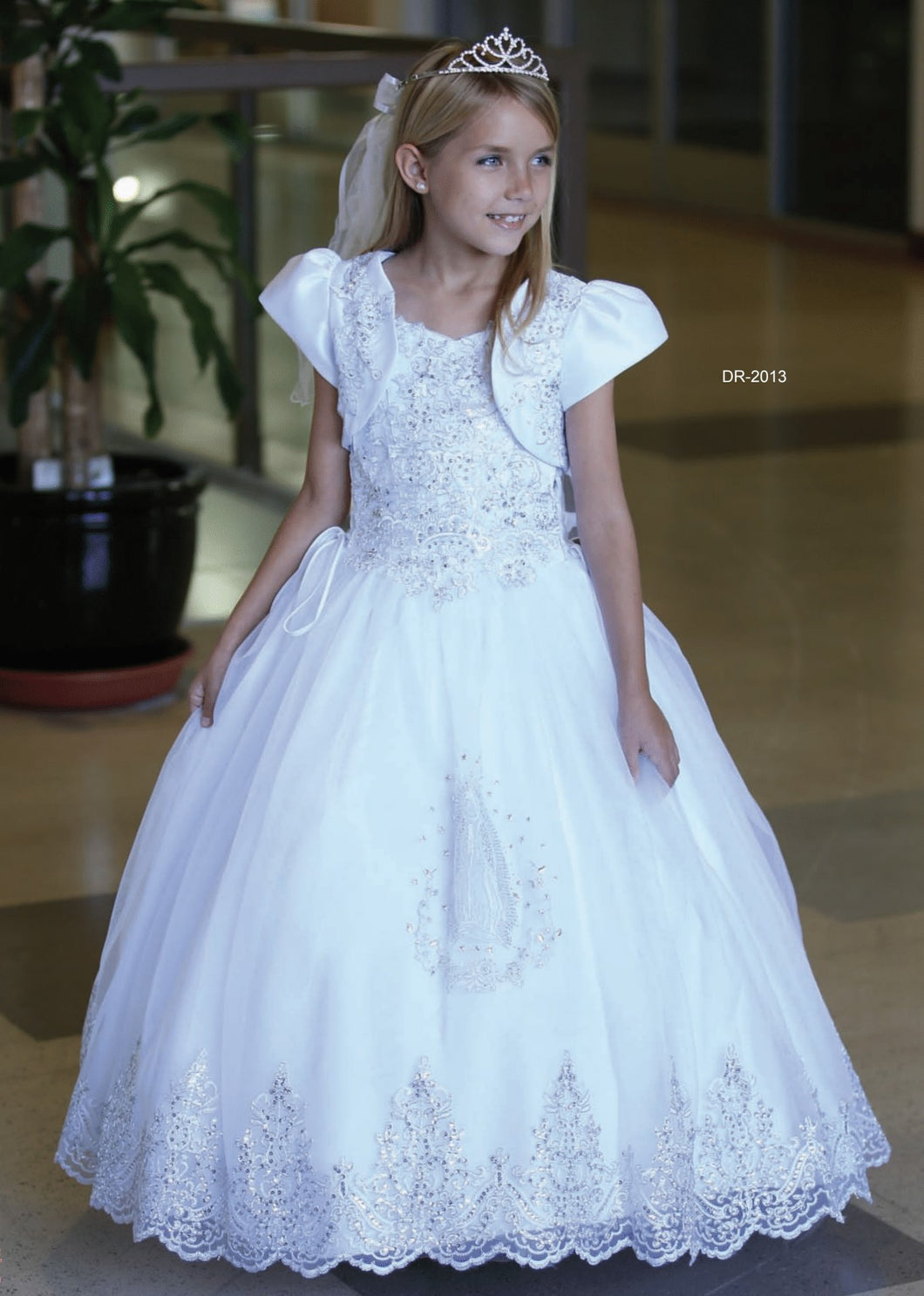 Girls Communion Dress - FC31