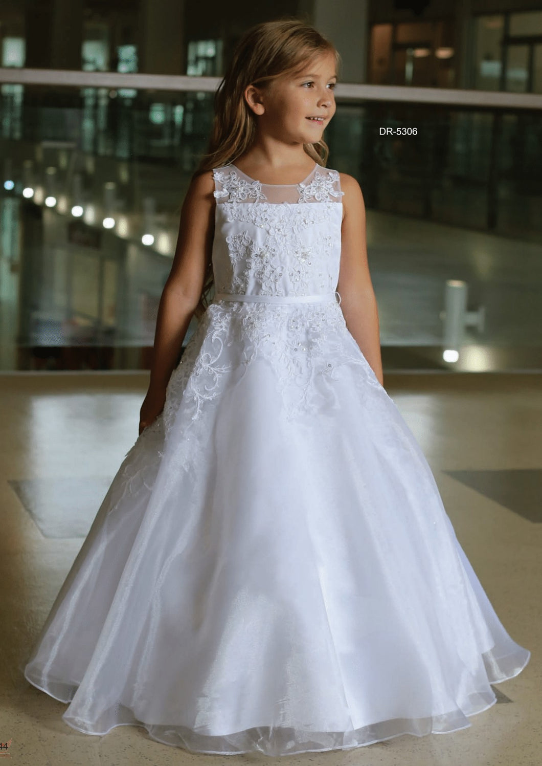 Girls Communion Dress - FC13