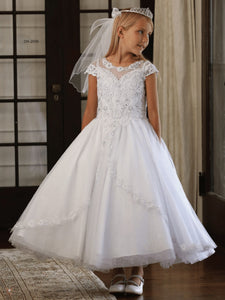 Girls Communion Dress - FC7