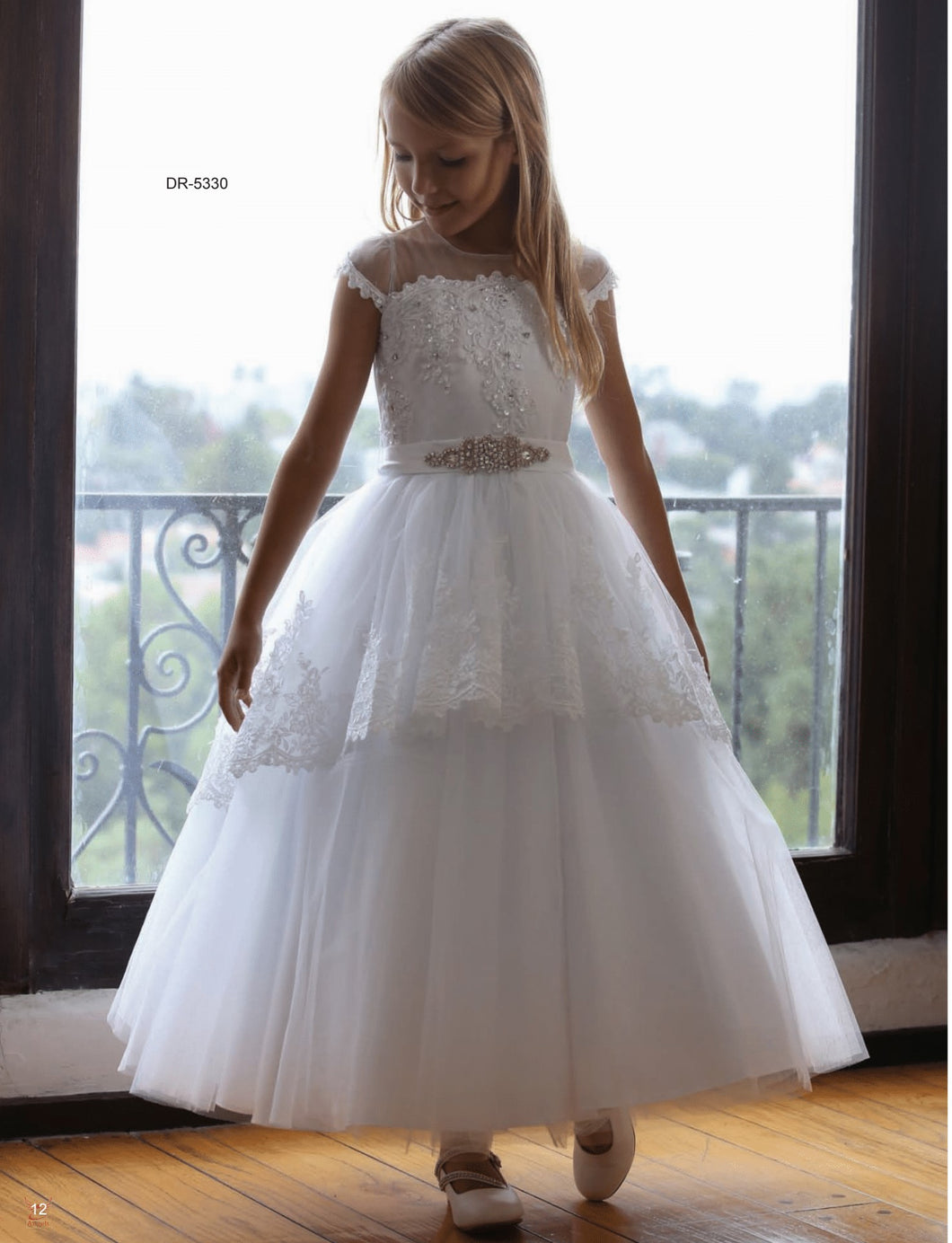Girls Communion Dress - FC8