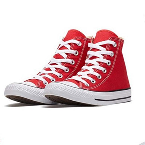 Unisex Casual High-top Canvas Shoes Colorful Oxford Sneakers