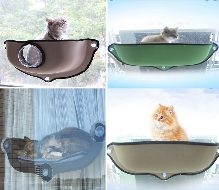 ( Happy Cat Guide) The Cat Hammock - This Is What Your Cat & You Will Love It