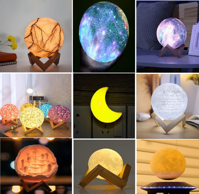 Simple Moon Lamp Light Buying Guide  In 2020 ( Detailed Reviews & Ratings)