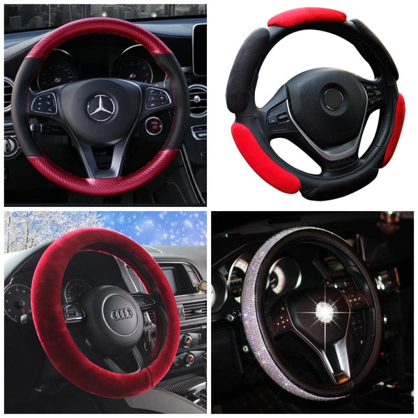 Top 12 Coolest Steering Wheel Cover To Buy in 2020