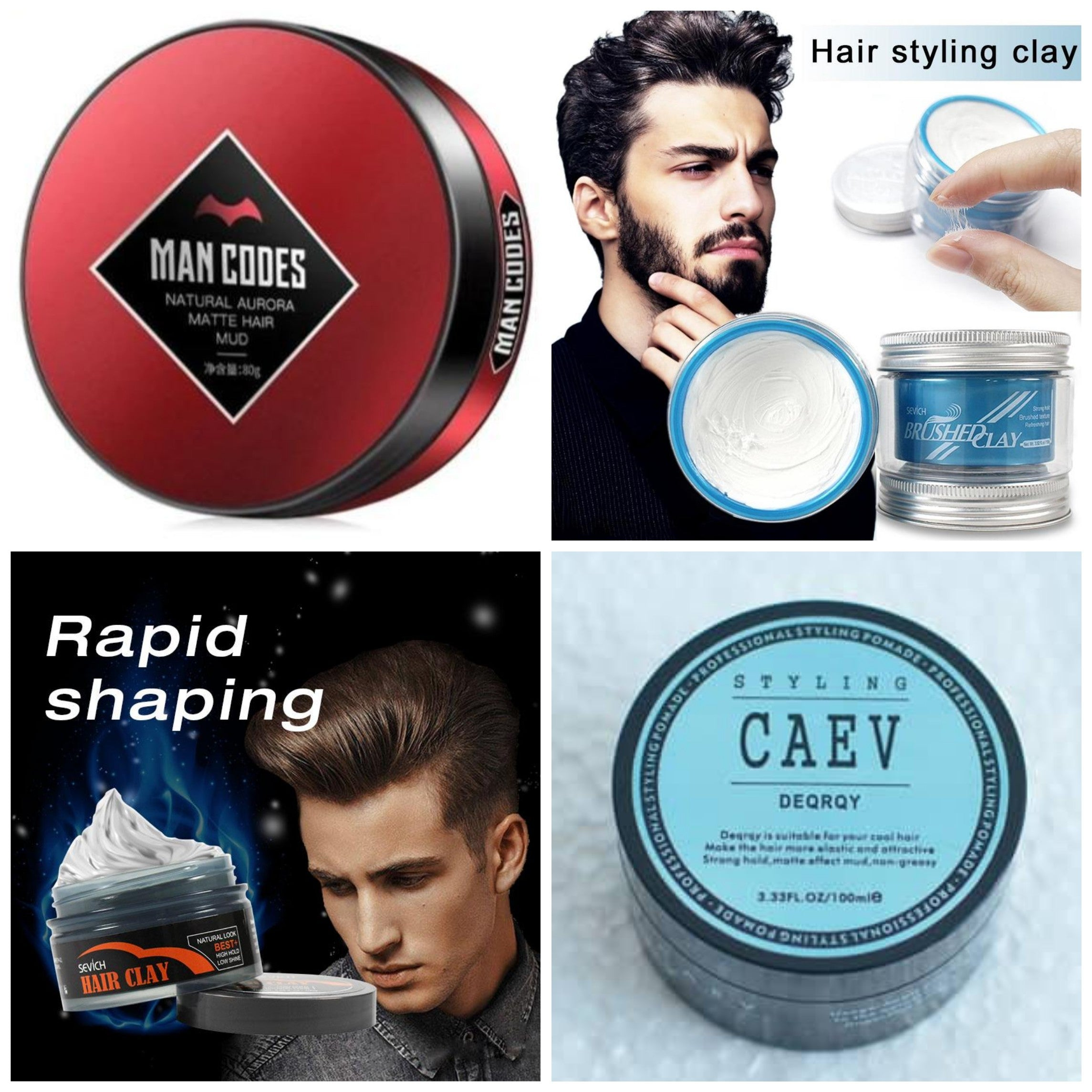 Coolest Color Hair Wax Brands You Should Try Now (Guide- How To Use)