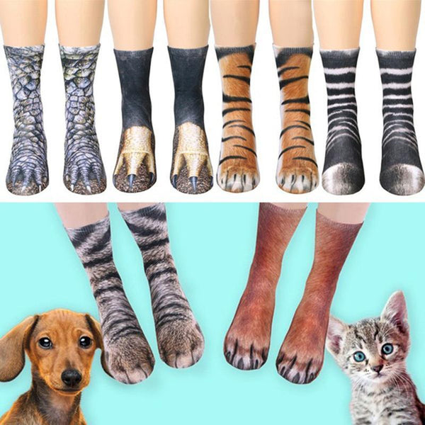 They Laughed At My Animal Paw Socks - But When They Went Viral🔥 (Real Example Inside)