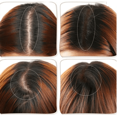 One Simple Hack to Hide Your Grey Hair without dying It