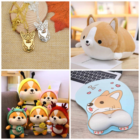 10 adorable Corgi gifts you should buy now ( Don't Miss #3)
