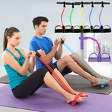 Portable Fitness Exercise Band