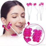 2 In 1 Face Roller Massager