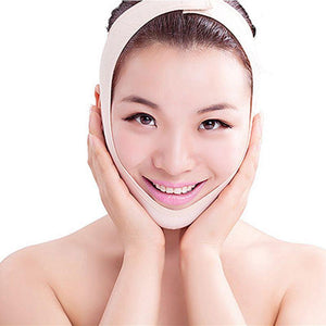 Ultra-Thin Face Slimming Belt | Wrinkle Remover Bandage | Face Shaper