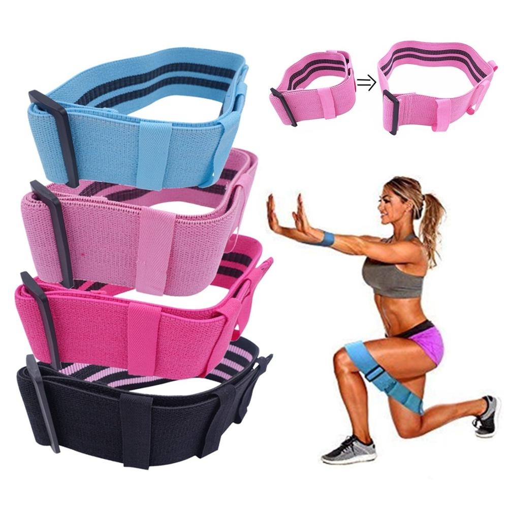 Anti Slip Workout Bands