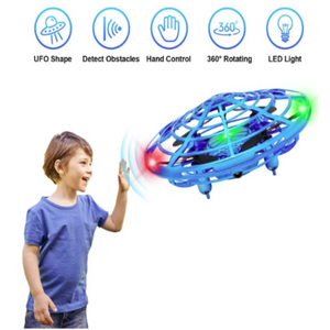 🛸 Ufo Mini Drone Hand Flying Toy