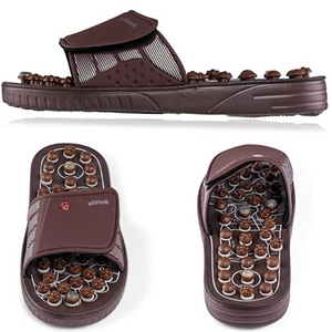 FOOT MASSAGE SLIPERS