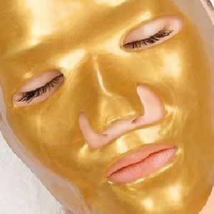 24K Golden Face Lifting Mask