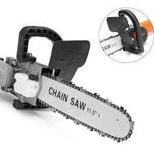 Drillpro Chainsaw Bracket Tool Set For Angle Grinder | Storefyi™