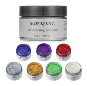 Hair Color Wax Cream