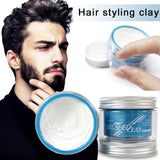 Hair Styling Clay Mud Wax