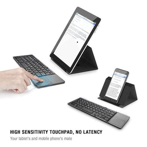 Mini Foldable Wireless Keypad-Storefyi