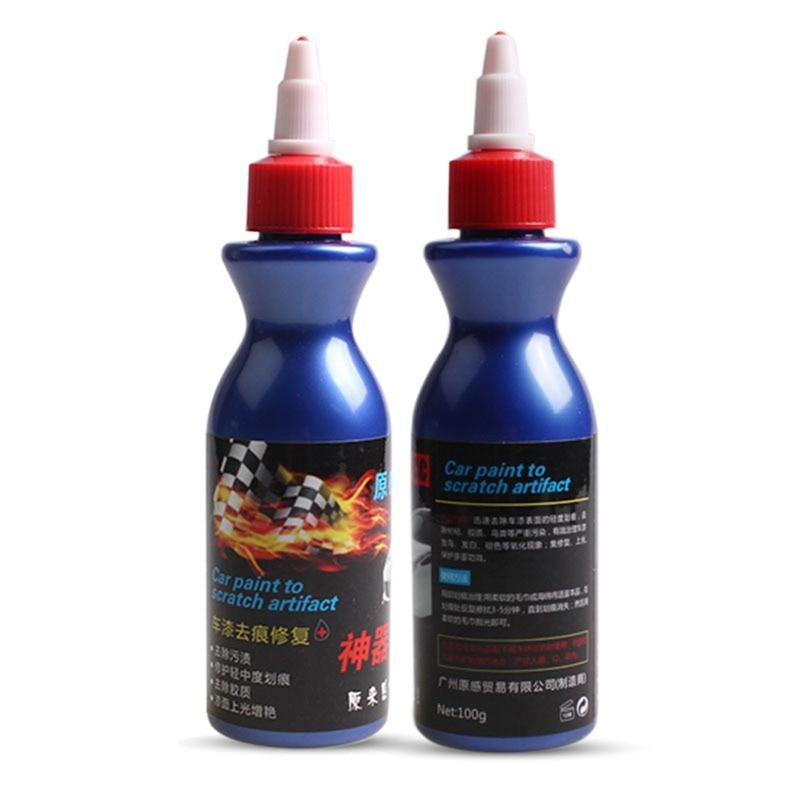 Car Paint Repair & Scratch remover