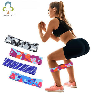 Booty Squat Bands
