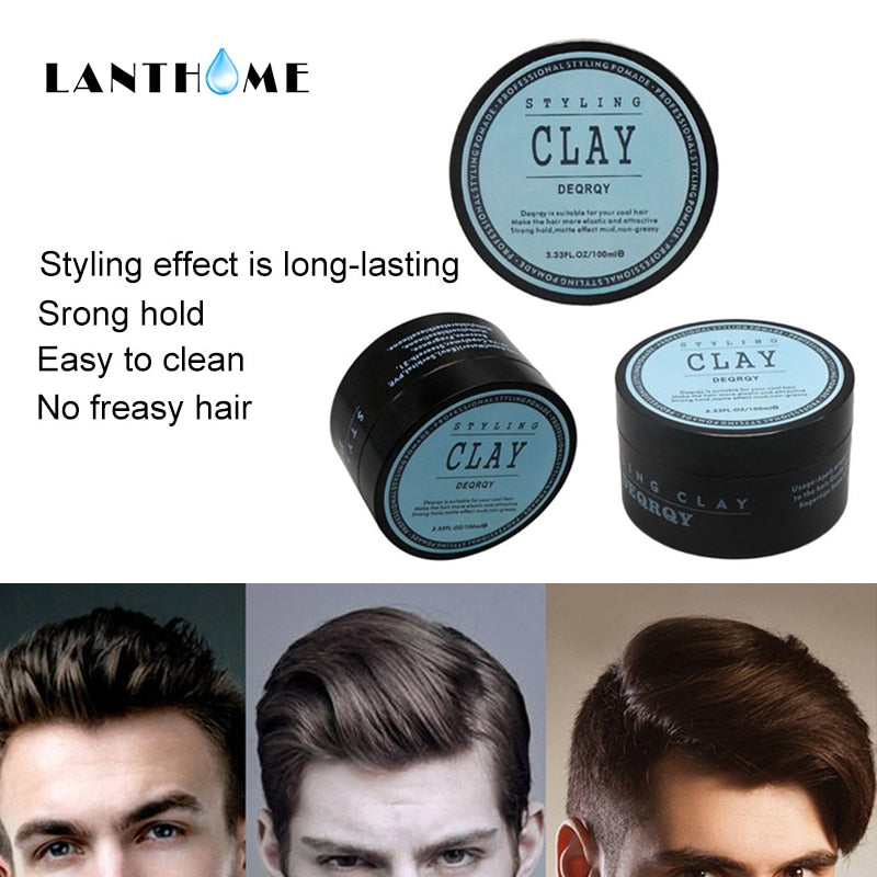 Color Hair Wax For Men & Woman