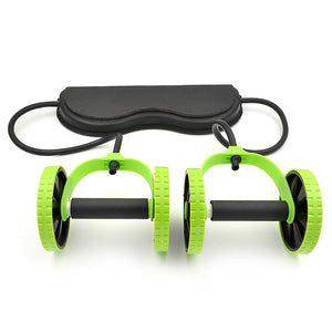 Abs Workout Cum Ab Roller
