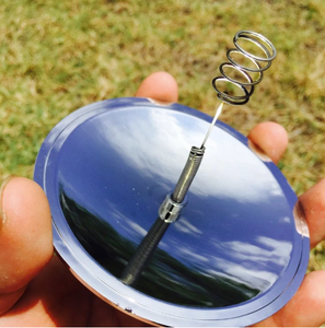 Survival Solar Fire Lighter
