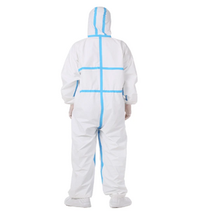 Anti-epidemic Virus isolation gown