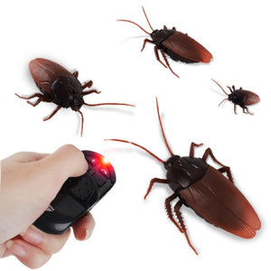 Electric Cockroach Halloween Toy