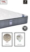 3cm Latex on Super firm Z-shaped spring Mattress | Model 2001H+L# | King size