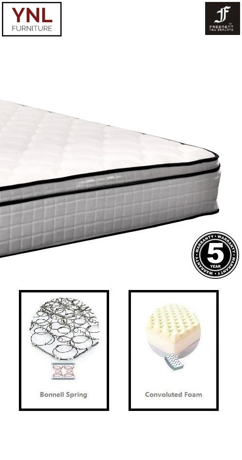 6cm Pillow-Top Mattress | Model 2002-1