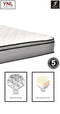6cm Pillow-Top Mattress | Model 2002-1# | King-Single size