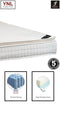 3cm Pillow-Top on Softer Pocket spring Mattress | Model 2003C