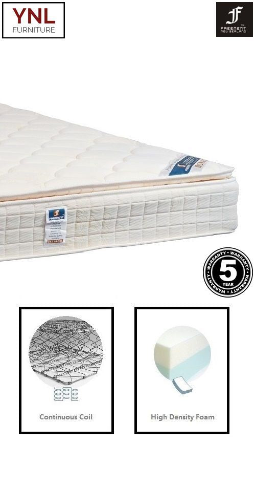 3cm Pillow-Top with Hardened spring Mattress | Model 2003H# | King-Single size