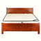 2012# Malaysian Oak Bed Frame | Queen | Light color