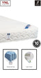 Purely Natural 5cm Latex on Pocket spring Mattress | Model 2020L# | Super-King size