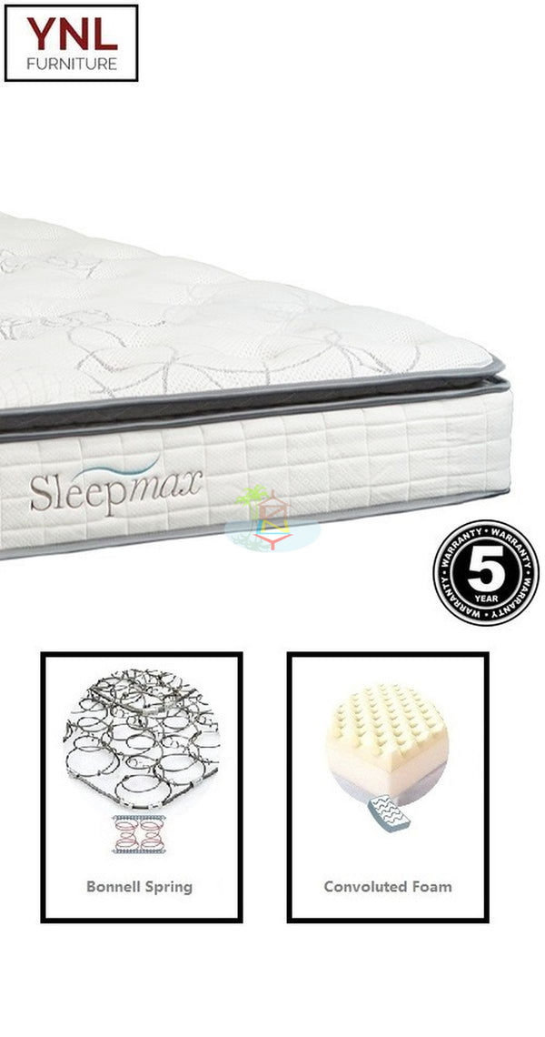 Comfy 5cm Pillow Top Mattress | Model E.Plw# | King-Single size