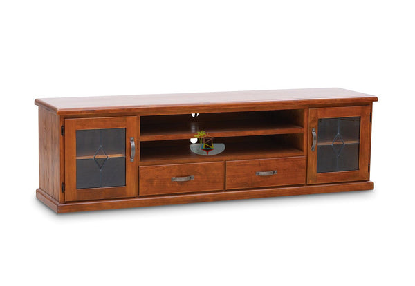 Felton# NZ Pine TV Unit | Large