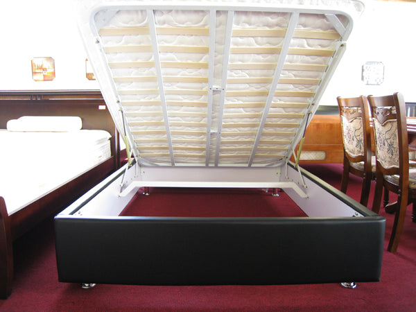 F9331# Mattress Base | Double | Black color
