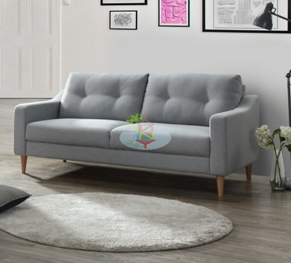 Kalu# Contemporary 3 Seater (by John Young)  | Grey color