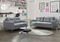 Kalu# Contemporary Lounge Suite (by John Young)  | 3+2 | Grey color