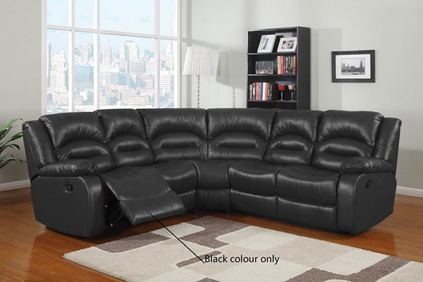 Lara# Recliner Lounge Suite | Corner