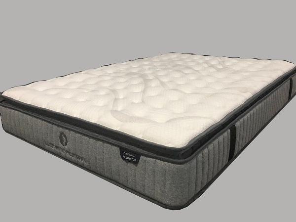 Comfy 5cm Pillow Top  on Pocket spring Mattress | Model Plw Pkt# | Super-King size