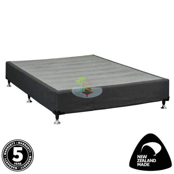 SleepMax# Mattress Base | Double | Charcoal color
