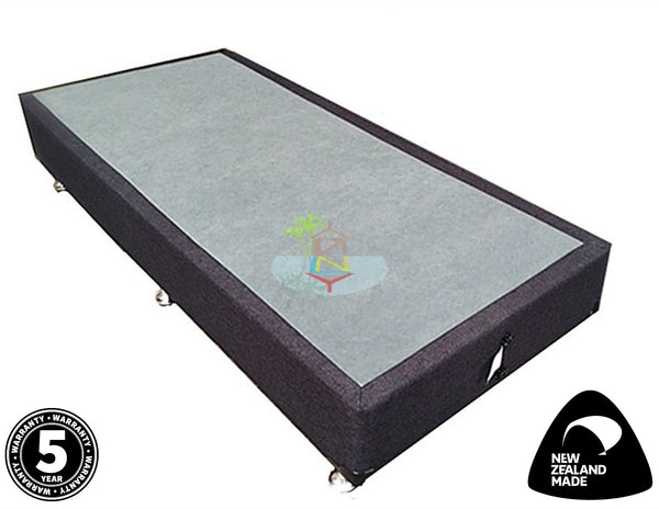SleepMax# Mattress Base | Single | Charcoal color